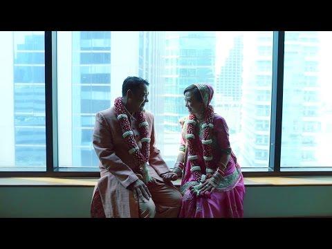 The Wedding Of Nutthapun & Puneet At Bangkok, Thailand
