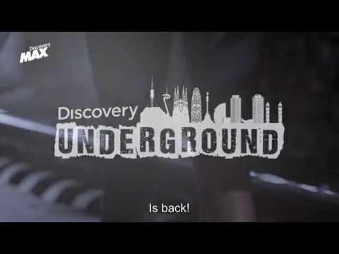 Discovery Underground Barcelona Event Promo 2014