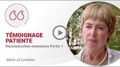 Reconstruction mammaire Partie 1 - Institut du sein