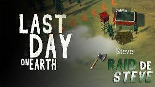 LAST DAY ON EARTH - Raid de STEVE !