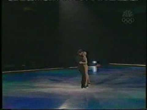 Elena Berezhnaya and Anton Sikharulidze --If I Could--