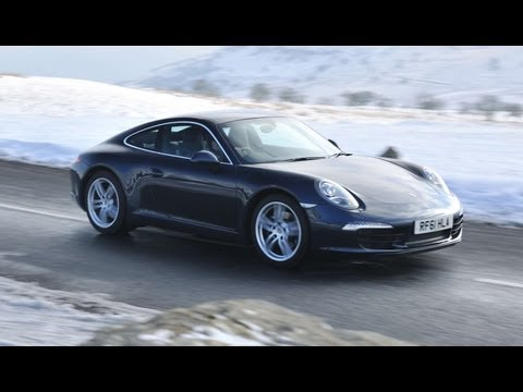 2012 Porsche 911 Carrera 3.4 Review- evo magazine