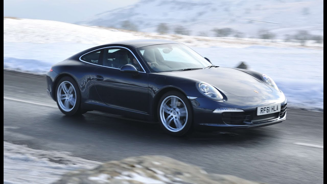 2012 porsche 911 carrera 34 review evo magazine