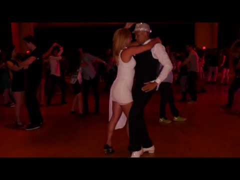 Dance floor, ft. Getúlio + Lotus at Canada Zouk Congress 2016