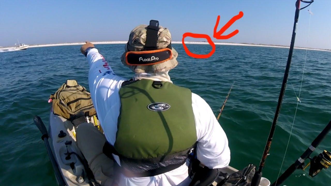 The scariest part of kayak fishing doovi for Kayak fishing tournaments near me