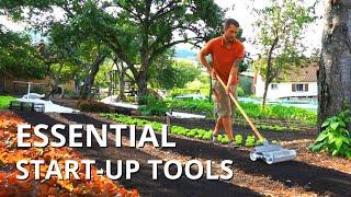 Market Garden Tools (Low Cost Start-Up)