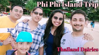 Complete Tour to Phi Phi Island from Phuket by Speed Boat...