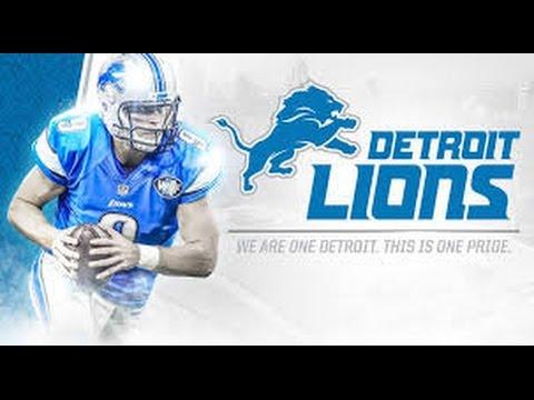 new arrival cedd5 b6259 Detroit Lions 2017-2018 Hype Video HD