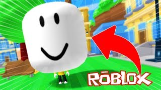 I HAVE THE MOST GIANT HEAD OF ROBLOX!! 💙💚💛 BE BE BE BE BE BE A MILO VITA AND ADRI 😍 AMIWITOS