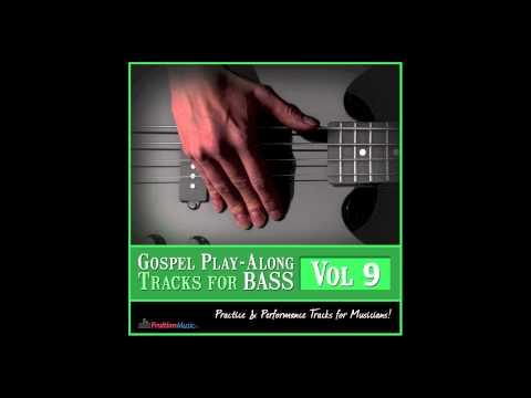 Friend Of God (E) Israel Houghton Bass Play-Along Track