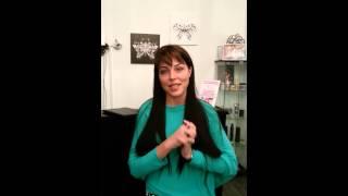 Наращивание волос в Москве салон Imperial Hair. Видеоотзыв.Катя.201311(Наращивание волос в Москве салон Imperial Hair. Видеоотзыв.Катя.201311 http://хочу-длинные-волосы.рф., 2013-11-11T21:30:10.000Z)