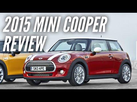 2015 MINI COOPER REVIEW