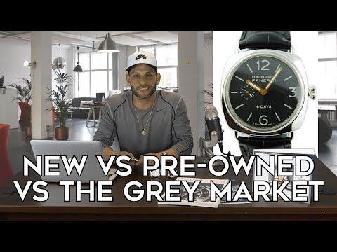 Rolex Vs. The Grey Market: Who's Gonna Win?!?