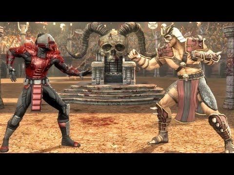 Mortal Kombat 9: História do Sektor thumbnail