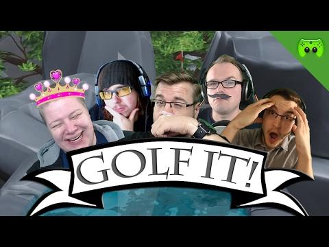 LOCKER AUS DEM HANDGELENK 🎮 Golf it! #16