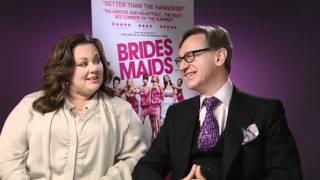Melissa McCarthy And Paul Feig On Bridesmaids | Empire Magazine