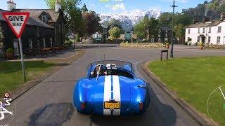 Forza Horizon 4 - Shelby Cobra 427 S/C 1965 - Open World Free Roam Gameplay (HD) [1080p60FPS]