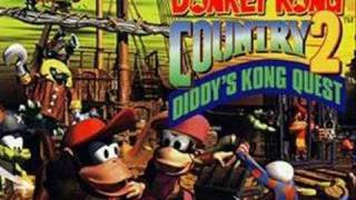 Donkey Kong Country 2 - Disco Train