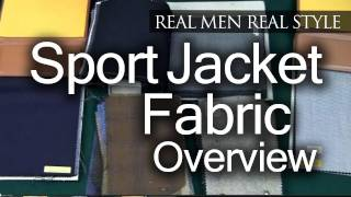 Sports Jacket Fabric Overview - Tweeds - Glen Check - Hopsack - Houndstooth - A Tailored Suit