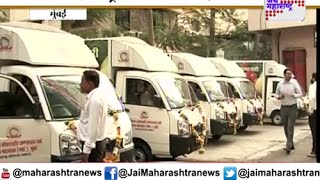 100 waste car belongs to annabhau sathe mahamandal are now in use