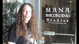 Hate Eternal - Behind the Scenes at Mana Studios