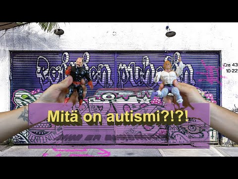 Mitä on autismi?!?
