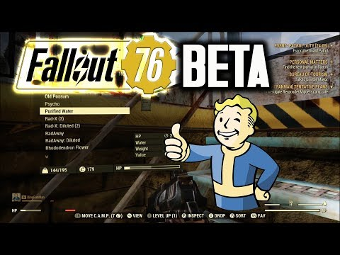 Flipboard: Fallout 76 Beta: Day 1 Impressions|Bethesda 2018