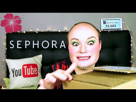 MEGA Unboxing Made In Sephora