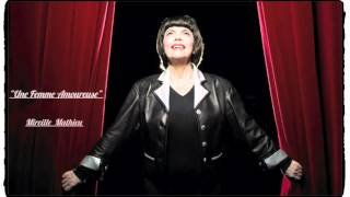 """Une Femme Amoureuse"" (Woman In Love) - Mireille Mathieu"