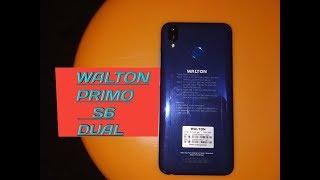 #Walton# Walton primo s6 dual. Made in Bangladesh