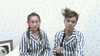 張敬軒 Hins Cheung 王菀之 Ivana Wong 唱片封面拍攝花絮