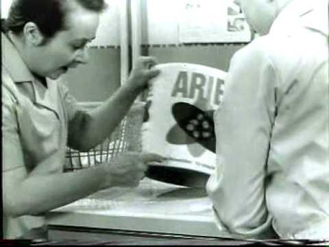 Klementine für Ariel-Waschmittel