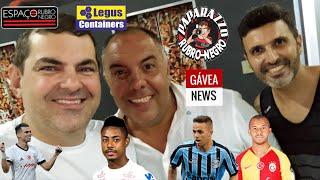 Após conversa na Gávea com Marcos Braz, apuramos tudo sobre as contratações do Flamengo! Saiba aqui! thumbnail