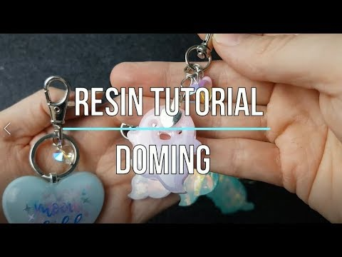 Resin Doming Tutorial | How to dome | Watch me resin | Seriously Creative