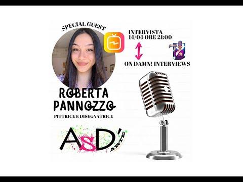 Altro Spazio D'arte e Damn Interviews - Roberta Panozzo - 14-04-2021