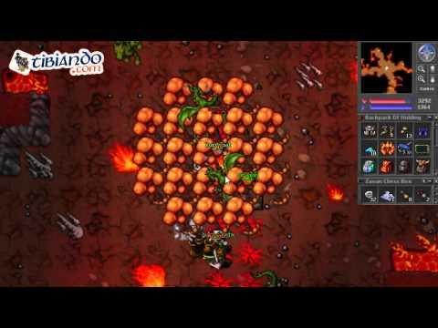 Tibia: Fire Axe Quest - En Español