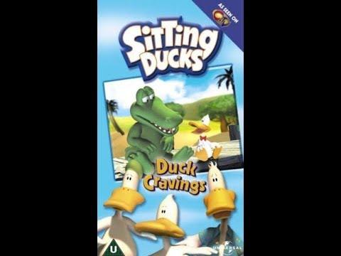 Download Original VHS Closing: Sitting Ducks: Duck Cravings (UK Retail Tape)