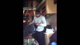 DjLORDtv PRESENTS: -'HOW TO TAKE A 'PROPER' SH*T ON THE TOUR BUS'(instructions inside)