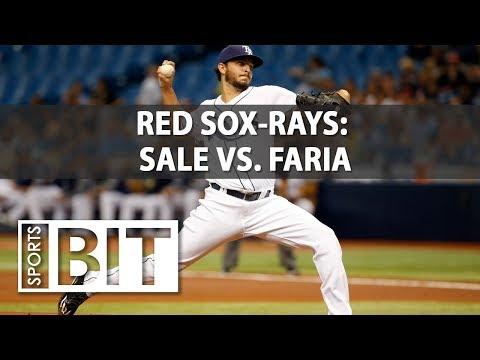Boston Red Sox at Tampa Bay Rays   Sports BIT   MLB Picks