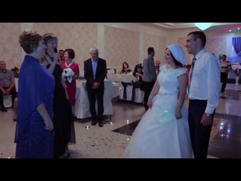 материнское напутствие сыну на свадьбе - Ржачные видео приколы