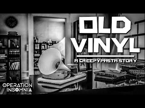 Old Vinyl | Creepypasta | Scary Story