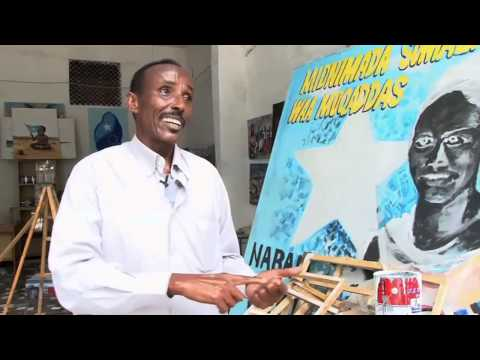 Hidden Talent: Artists Re-emerge in Mogadishu