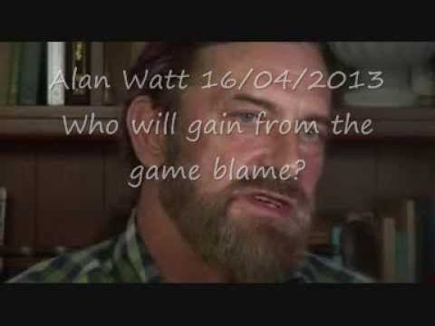 ALAN WATT Boston Bombings: Who Do They Plan to Blame? NEW 16/04/2013