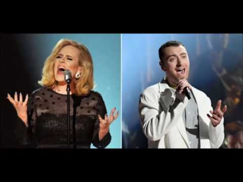 Adele - Hello Sam Smith Version (full Song)