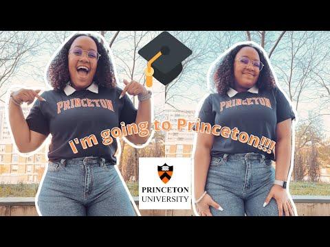 I'M GOING TO PRINCETON!!! | my journey to graduate school + tips/advice on grad school