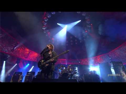 The Cure UNDERNEATH THE STARS - Live Rome - mtv - coca-cola (2008)