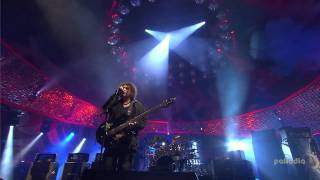 The Cure UNDERNEATH THE STARS - Live Rome - mtv - coca-cola (2008)