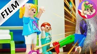 Playmobil Rodzina Wróblewskich | Tajemniczy portal w sypialni rodziców