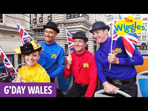 The Wiggles- Do The Propeller!