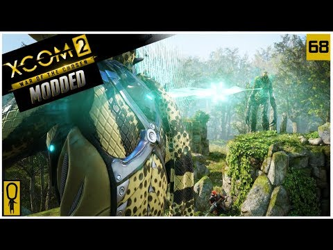 HIRED GUNS UFO - XCOM 2 WOTC Modded Gameplay - Part 68 -  Let's Play Legend Ironman